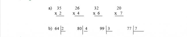 Giải bài luyện tập bài 2 trang 40 sách giáo khoa toán lớp 3