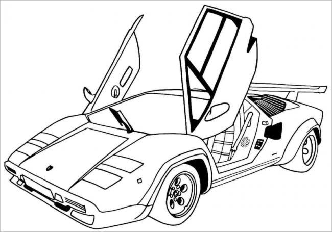 Chiếc ô tô thể thao