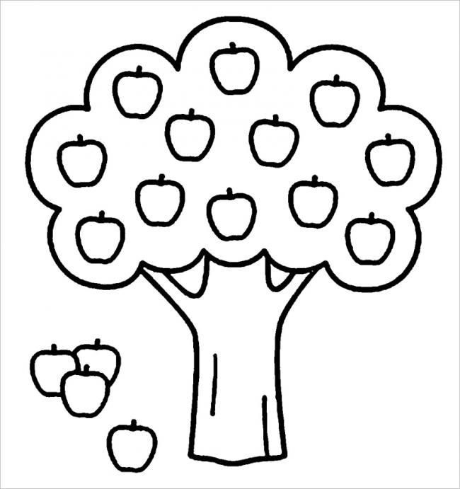 hình ảnh cây táo