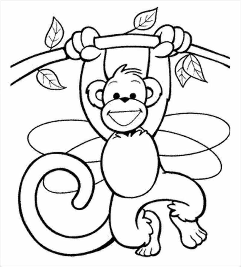 hình ảnh chú khỉ leo trèo