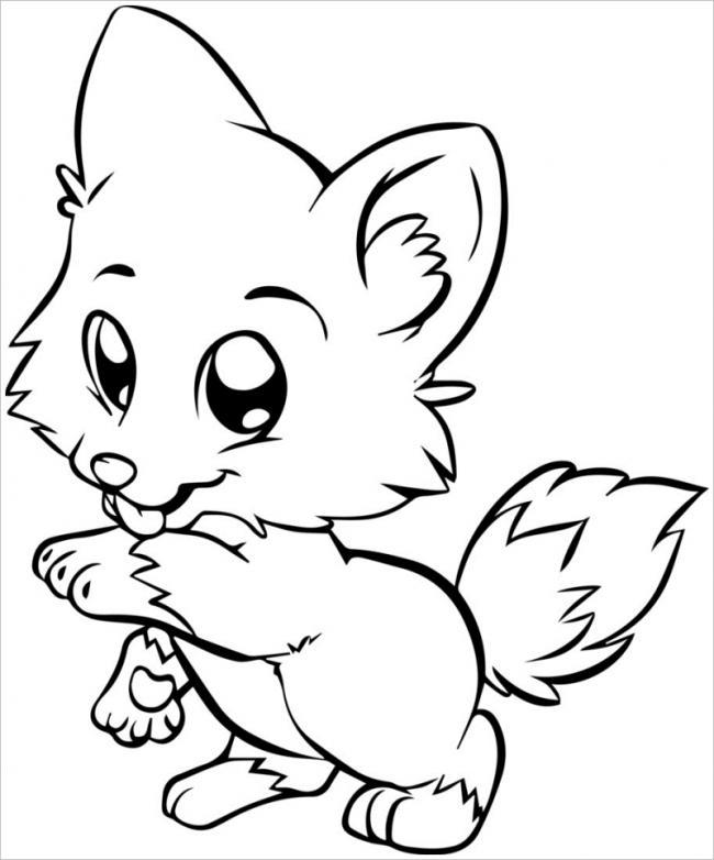 hình ảnh con cáo