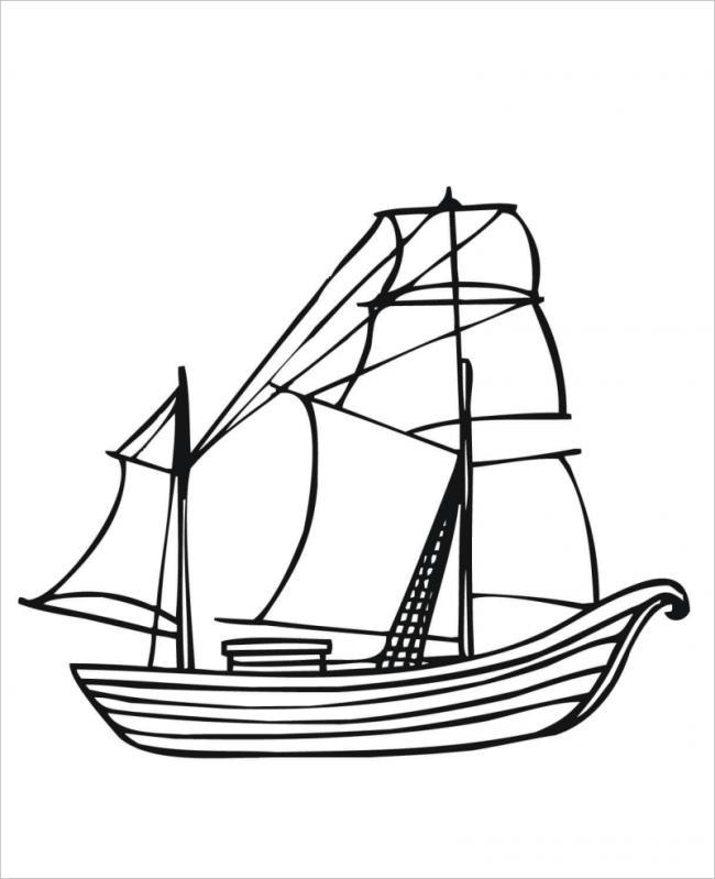 Chiếc thuyền lớn