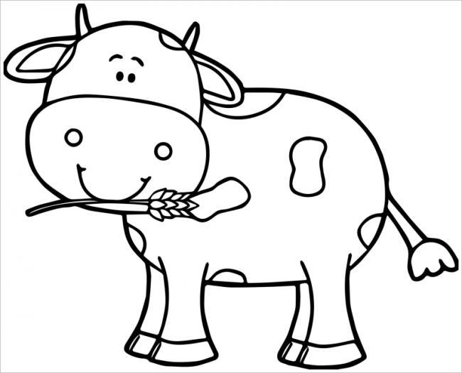 Chú bò sữa mập mạp