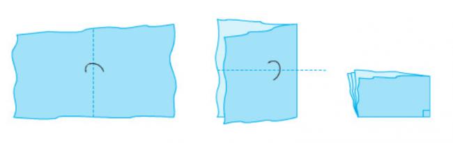 Giải bài tập toán lớp 3: Thực hành nhận biết và vẽ góc vuông bằng eke bài 4