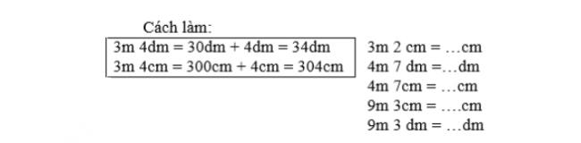 Hướng dẫn giải bài tập toán lớp 3 phần luyện tập trang 46 sách giáo khoa bài 1
