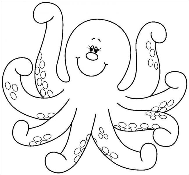 hình ảnh con bạch tuộc