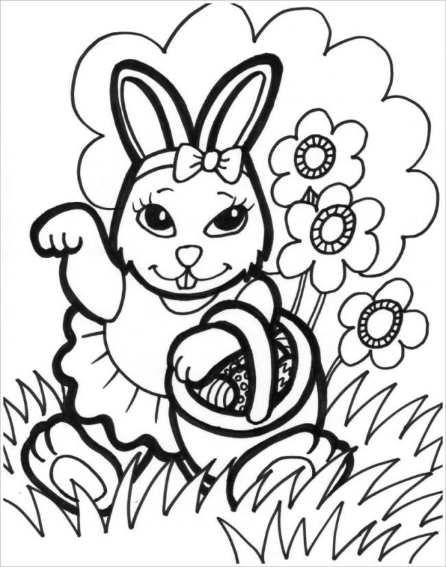 Thỏ điệu đà thắt nơ