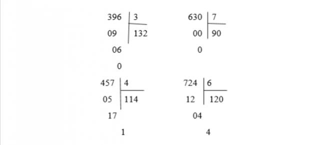Giải bài luyện tập trang 76 sách giáo khoa toán lớp 3 bài 2