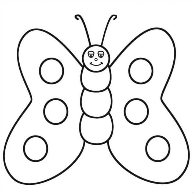 bướm xinh với đôi cánh rực rỡ