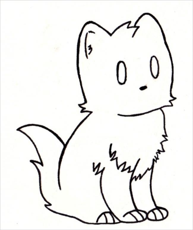 Chú mèo có bộ lông mềm mại