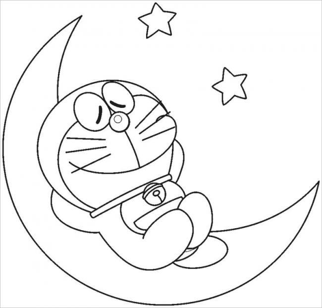 hình ảnh mèo máy ngủ say