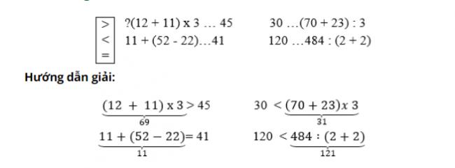 Giải bài toán luyện tập trang 82 sách giáo khoa lớp 3 bài 2