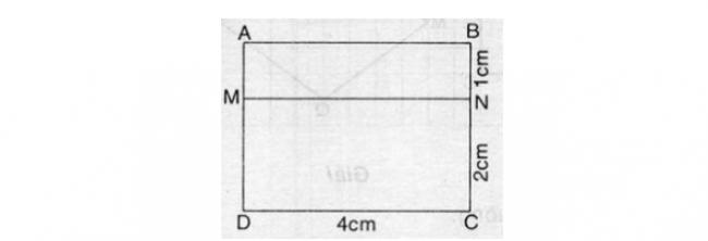 Giải bài toán hình chữ nhật trang 84 sách giáo khoa lớp 3 bài 3