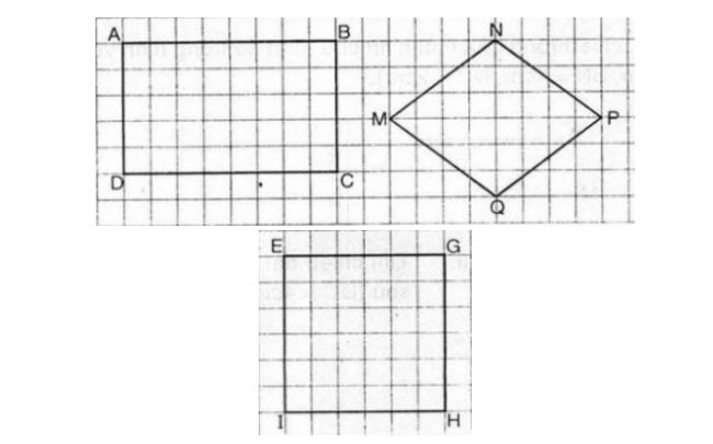Giải bài toán hình vuông trang 85 sách giáo khoa lớp 3 bài1