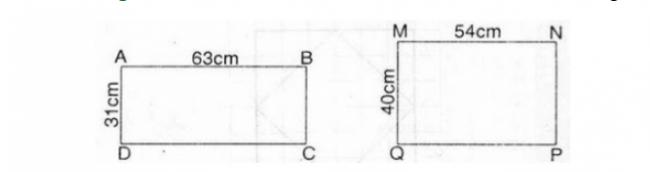 Giải bài toan chu vi hình vuông trang 88 sách giáo khoa bài 1