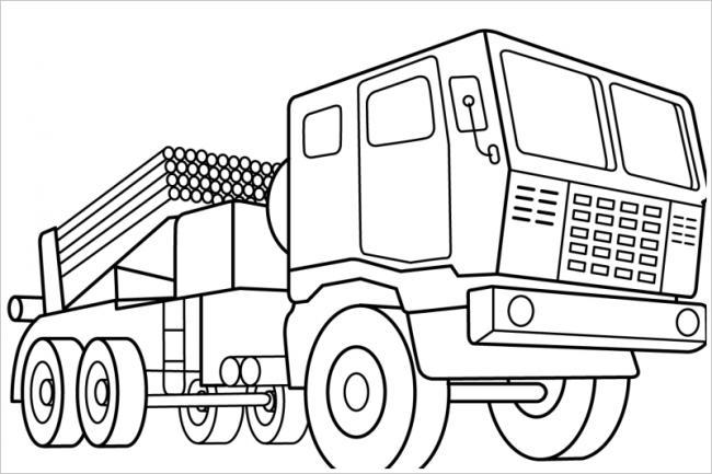 hình ảnh ô tô tải