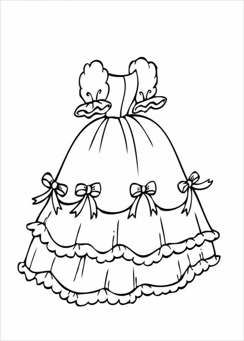 hình ảnh váy công chúa nhiều tầng