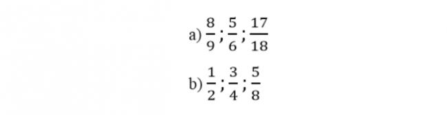 Giải bài tập so sánh hai phân số trang 7 sách giáo khoa Toán lớp 5 bài 3