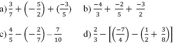 Giải bài tập toán lớp 7: Cộng, trừ số hữu tỷ trang 10 sách giáo khoa bài 8
