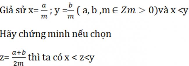 Giải bài toán tập hợp Q các số hữu tỷ trang 7 sách giáo khoa Toán lớp 7 bài 5