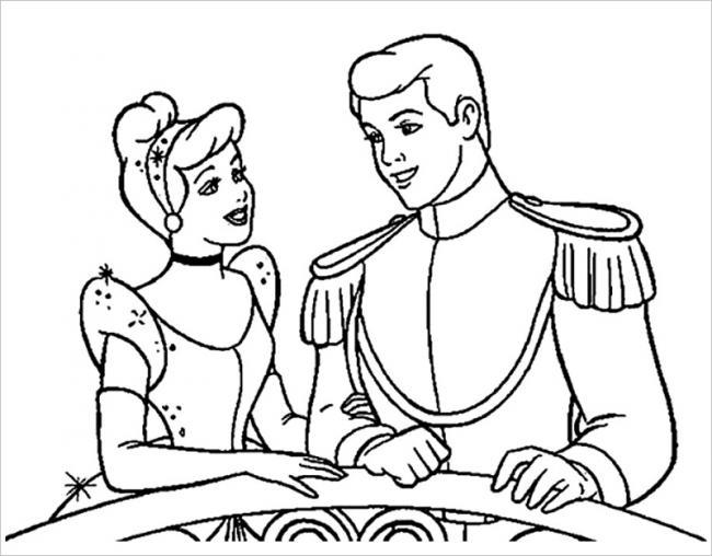 hình ảnh hoàng tử và công chúa