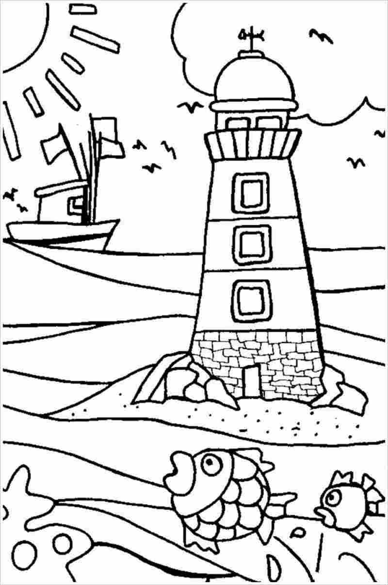 hình ảnh ngọn hải đăng