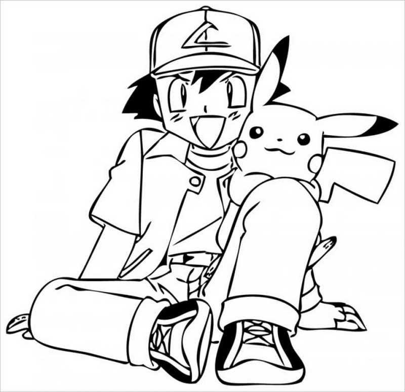 Pokemon và bạn bè