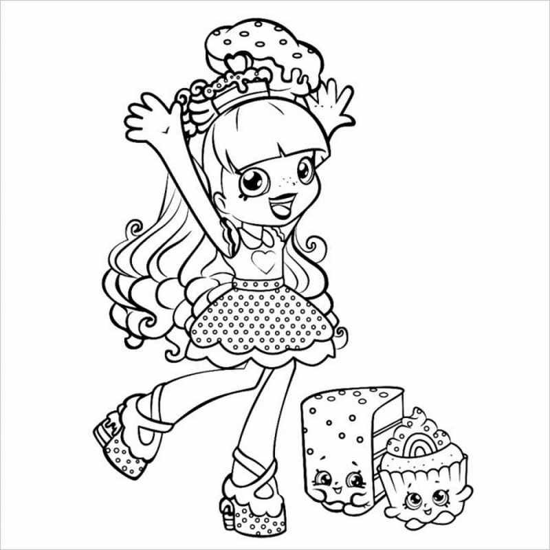 hình ảnh công chúa nhỏ