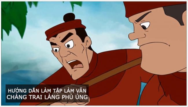 Hướng dẫn làm Tập làm văn 3: Chàng trai làng Phù Ủng