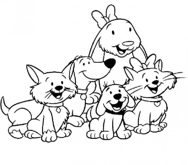Gia đình của chó
