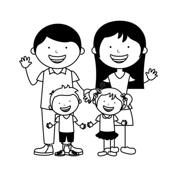 Gia đình của em