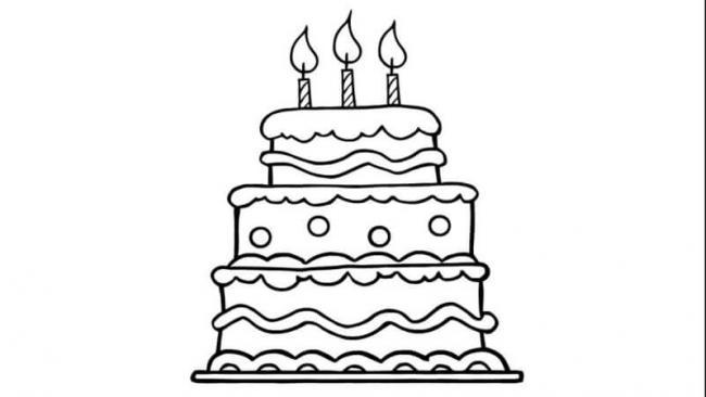 bánh sinh nhật nam