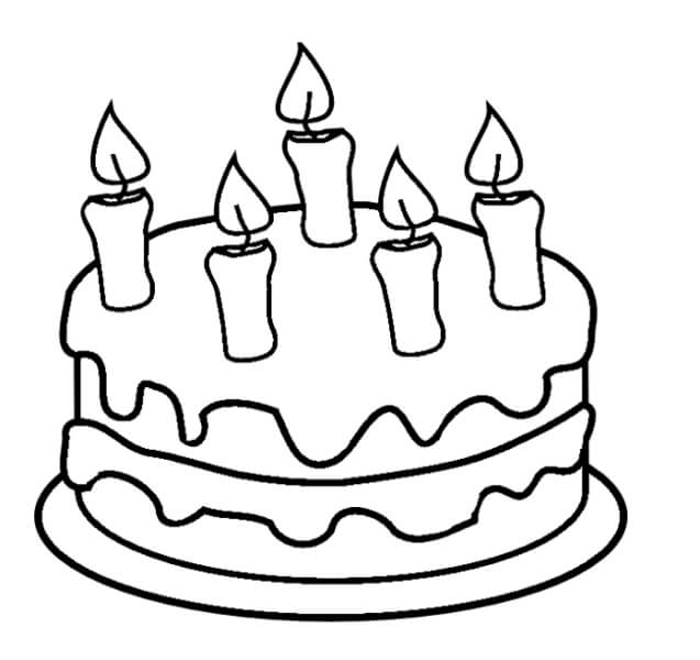 hình bánh sinh nhật đẹp