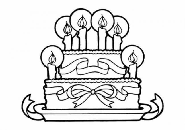 bánh sinh nhật đẹp nhất 2018