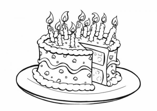 bánh sinh nhật đẹp 2018