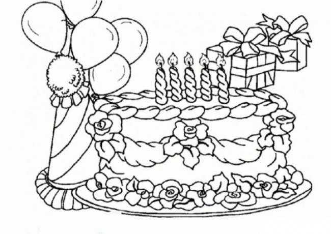 bánh sinh nhật có 1 không 2