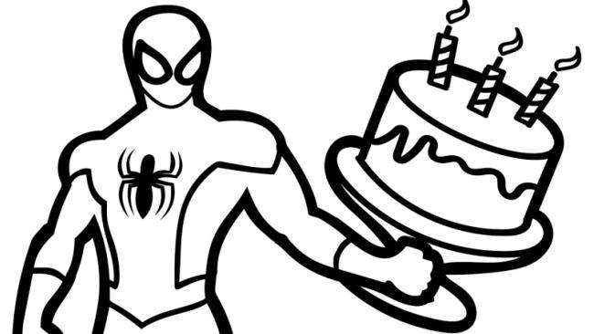Chúc mừng sinh nhật siêu nhân người nhện