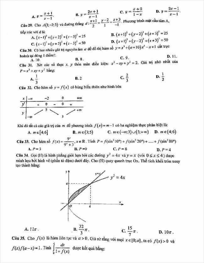 đề toán thi thử THPT tỉnh Cao Bằng năm 2018 (4)