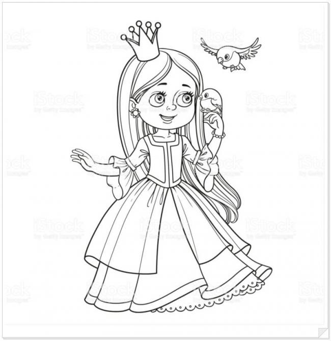 công chúa lửa