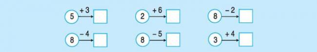 bài 2 trang 75 sách giáo khoa toán lớp 1