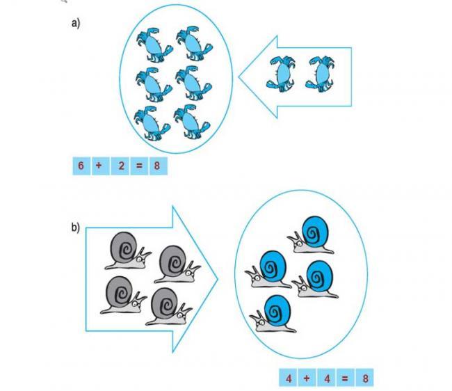 Đáp án bài 4 trang 72 sách giáo khoa toán lớp 1