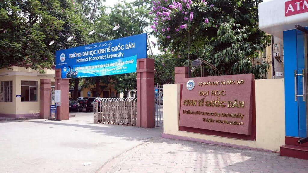 Điểm chuẩn trường Đại học Kinh tế Quốc dân năm 2020