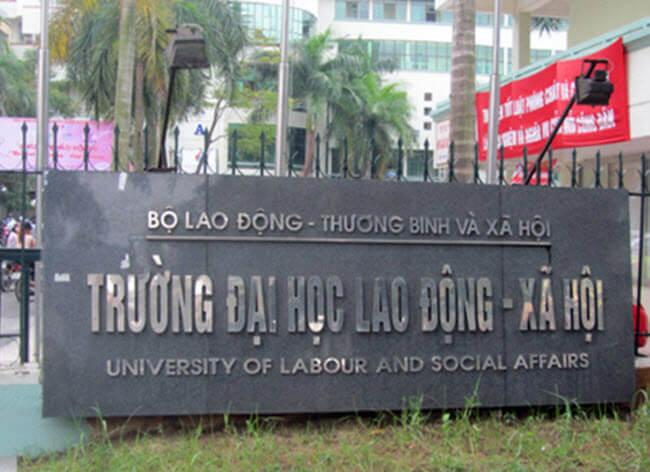Điểm chuẩn trường Đại học Lao Động - Xã Hội (Cơ sở Hà Nội) năm 2020