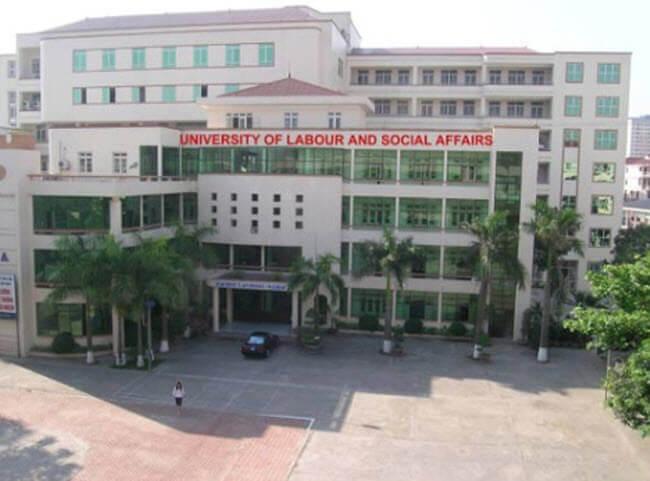 Điểm chuẩn trường Đại học Lao Động - Xã Hội (Cơ sở phía Nam) năm 2020
