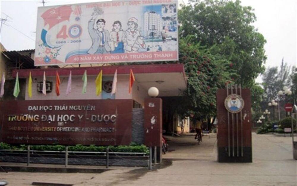 Điểm chuẩn trường Đại học Y dược Thái Nguyên năm 2020