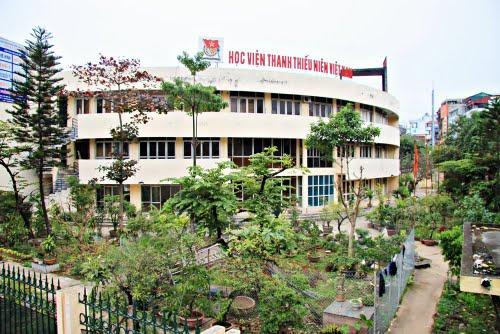 Điểm chuẩn trường Học viện Thanh thiếu niên Việt Nam năm 2019