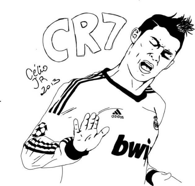 Cr7 là Ronaldo đấy