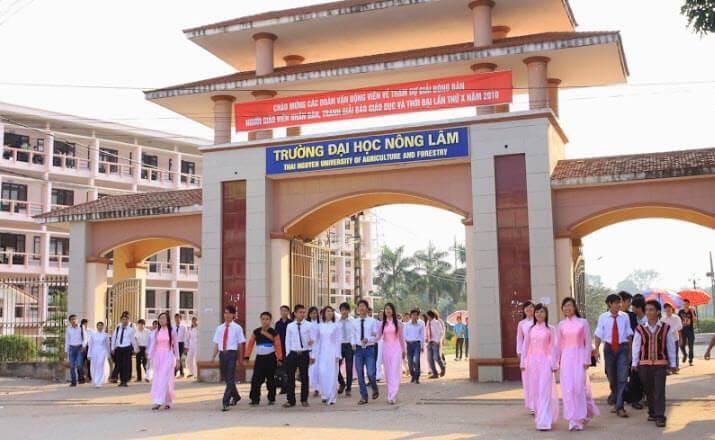 Điểm chuẩn trường Đại học Nông Lâm Bắc Giang năm 2019