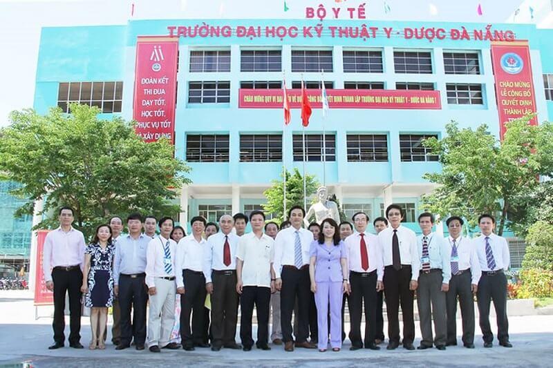 Điểm chuẩn Đại học Kỹ thuật Y Dược Đà Nẵng năm 2020