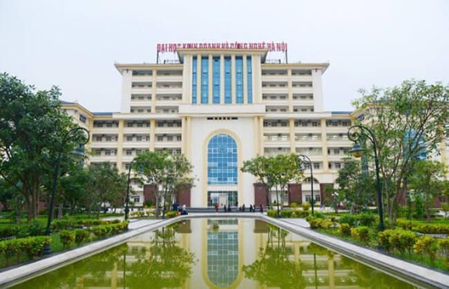 Điểm chuẩn trường Đại học Kinh doanh và Công nghệ Hà Nội năm 2020
